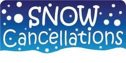 Snow Cancellation